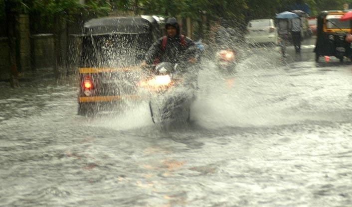 प्रदेश में तीन दिन भारी बारिश ,ऑरेंज अलर्ट जारी