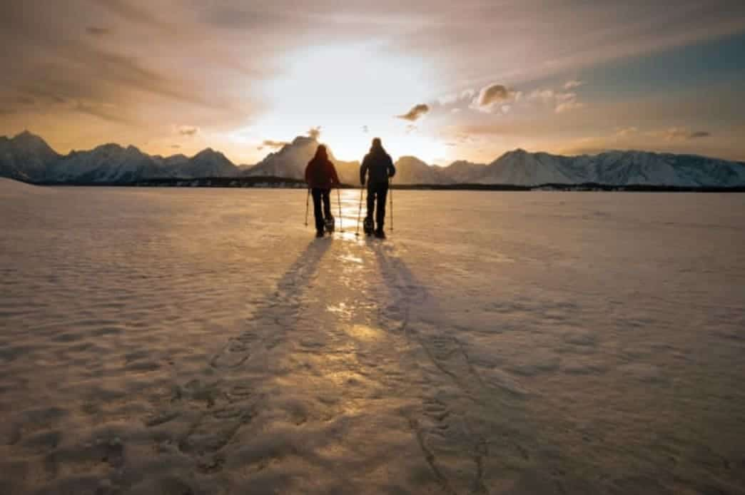 Why You Should Start Snowshoeing This Winter