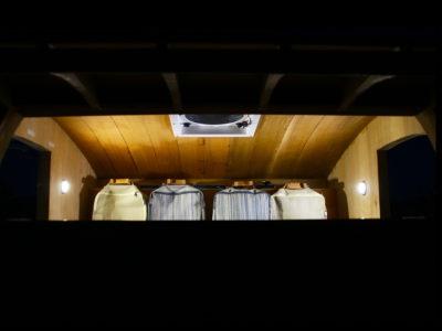 Teardrop Trailer Canvas Interior Storage