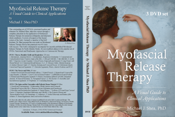 Myofascial Release Therapy 3 DVD Set