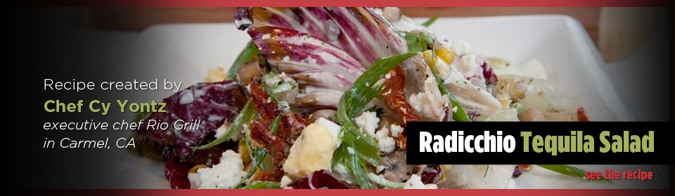 Salad for Adults - Tequila Salad