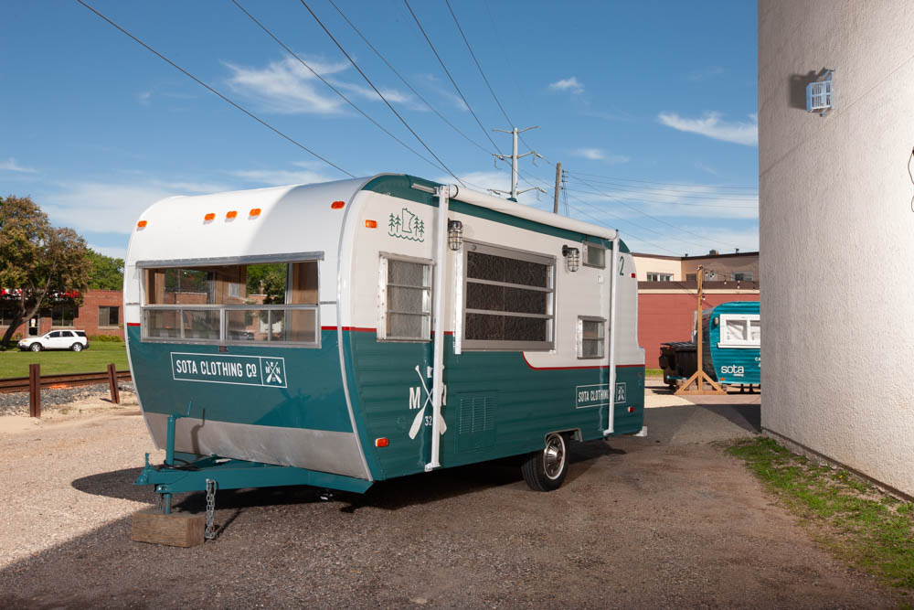 Big Ink Revamps Sota Clothing's New Mobile Store, Launching at the Minnesota State Fair