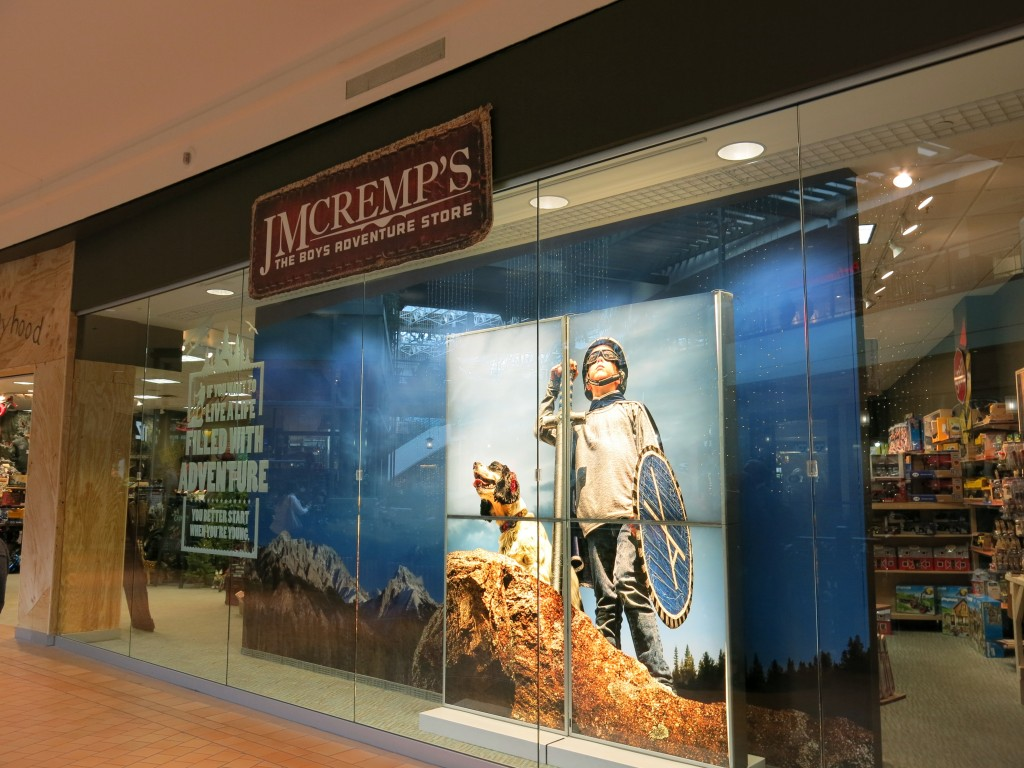 JM Cremp's Mall of America