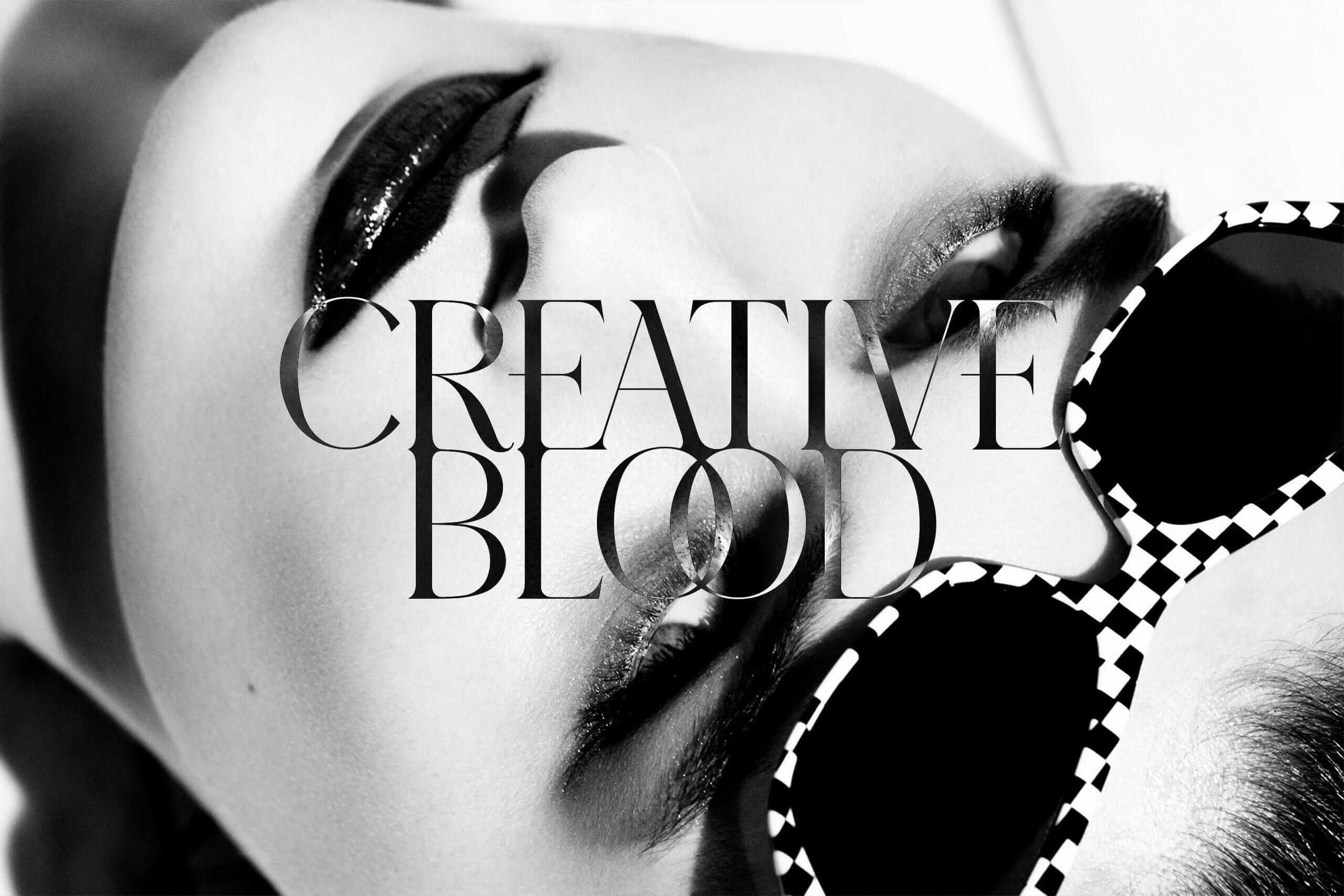 Creative Blood