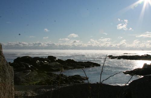 sea-smoke