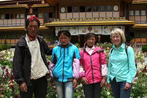tibet-summer-palace