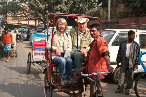 rickshaw-ride