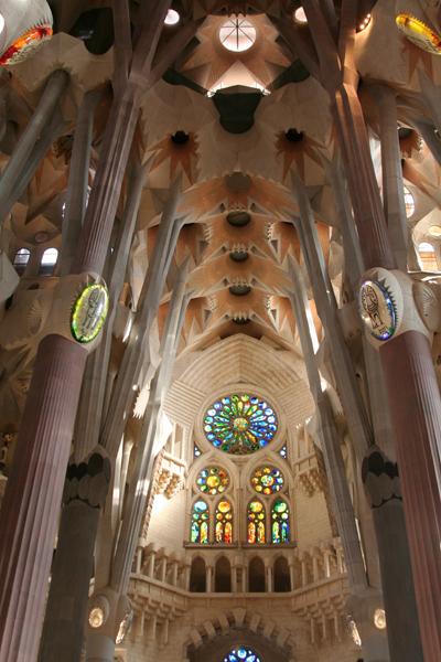 columns-interior