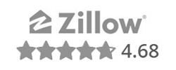 Great Reviews on Zillow