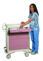 ER Crash Carts (Standard 4 Drawer MBT-424-M)
