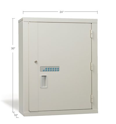 Security Cabinet - Narcotic Storage - Large