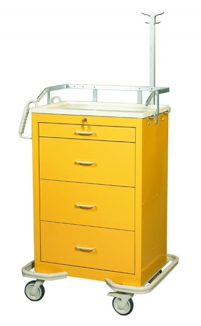 Hospital Isolation Cart Accessories