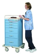 Mini Medical Tower (6 Drawer Mini Tower w/Electronic Lock)