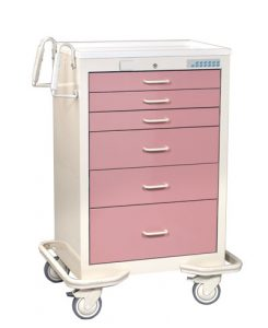 Anesthesia Carts (Electronic Lock w/Proximity Reader)