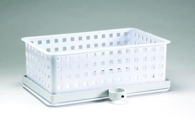 Phlebotomy Cart Accessories - Equipment Basket