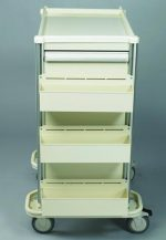 Medical Cart Accessories - SELECT - Adjustable Storage Trays