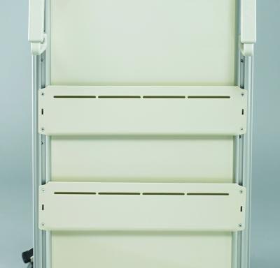 Medical Cart Accessories - Side Hanger Panel