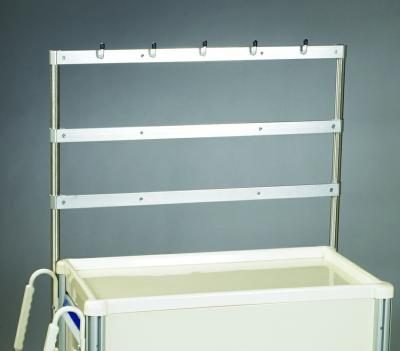 Medical Cart Accessories - SELECT - Trellis System w/Hooks