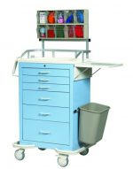 Medical Cart Accessories - Standard (TAP-B) Anesthesia Cart Accessories