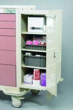 Medical Cart Accessories - Storage Standard - Cart Extender