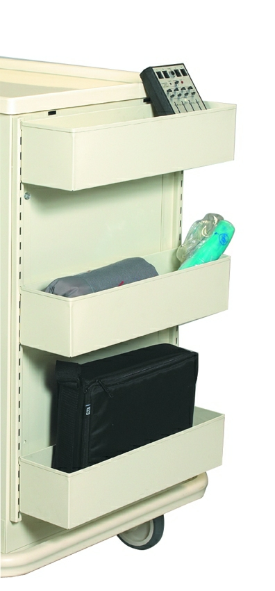 """Medical Cart Accessories - Standard - Fluid Tray System 24"""""""