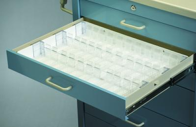 Medical Cart Accessories - Full Drawer Trays (TMH-9)