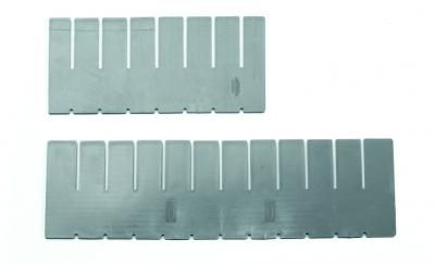 Medical Cart Accessories - Full Drawer Tray Dividers (TMT-5S/5L)