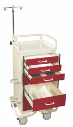 Medical Cart Accessories - Mini Cart (TTE-PK)