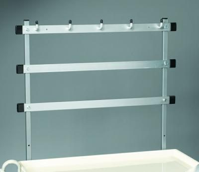 Medical Cart Accessories - Standard - Trellis System w/Hooks