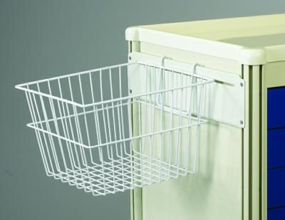 Medical Cart Accessories - Wire Basket TWB-13