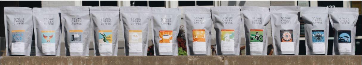 Stone Creek Coffee Fundraiser 2019