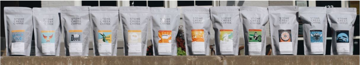 Stone Creek Coffee Fundraiser 2020