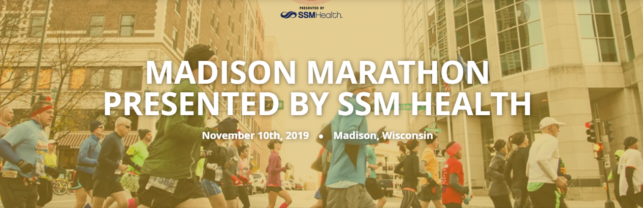 Madison Marathon Fundraiser 2019