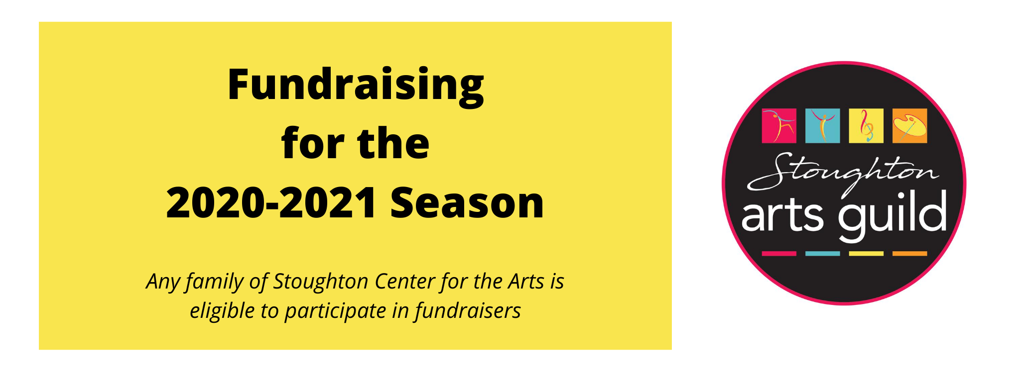 Fundraisers for the 2020-2021 Season
