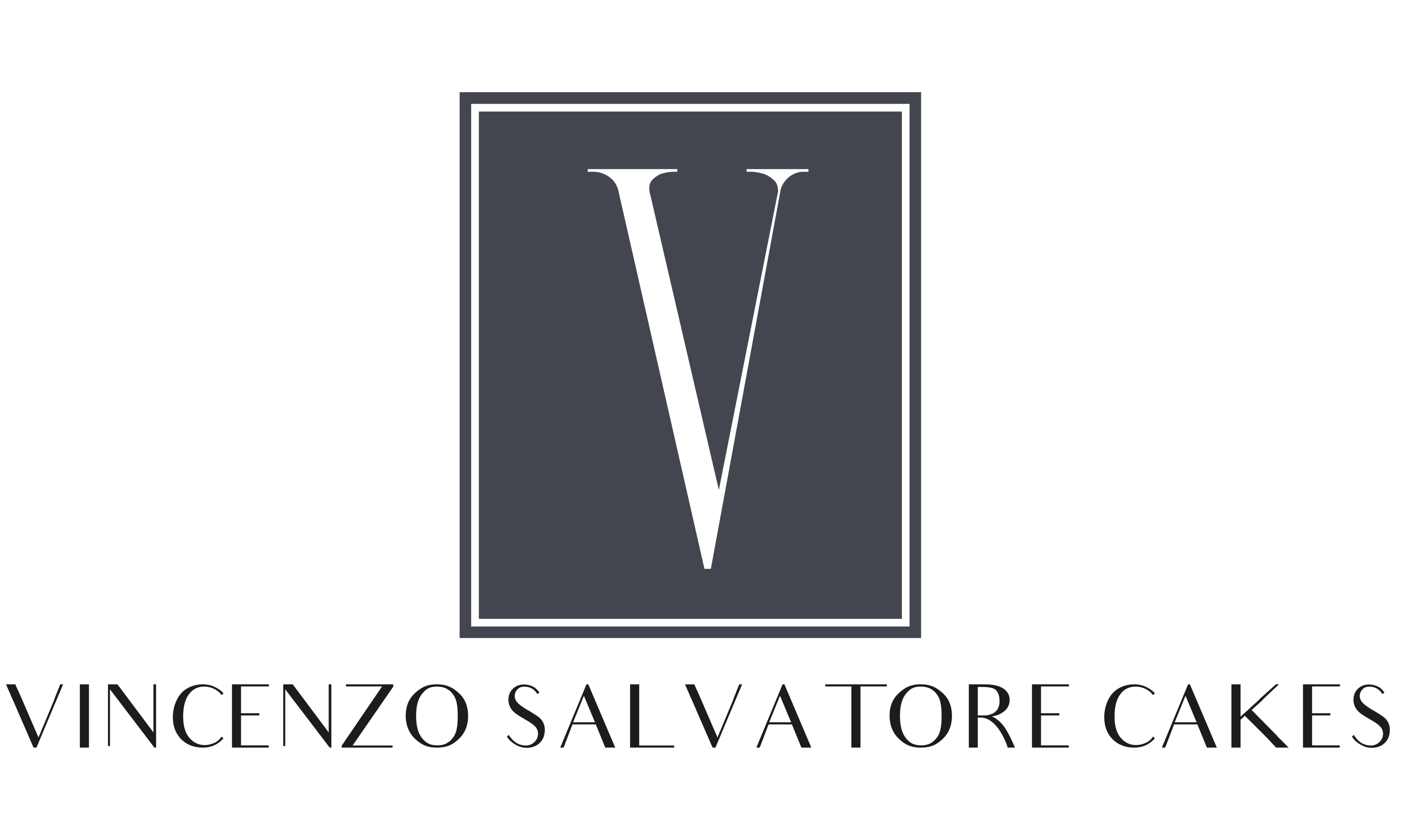 Vincenzo Salvatore Cakes
