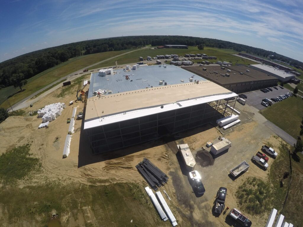 ohio commercial roofing