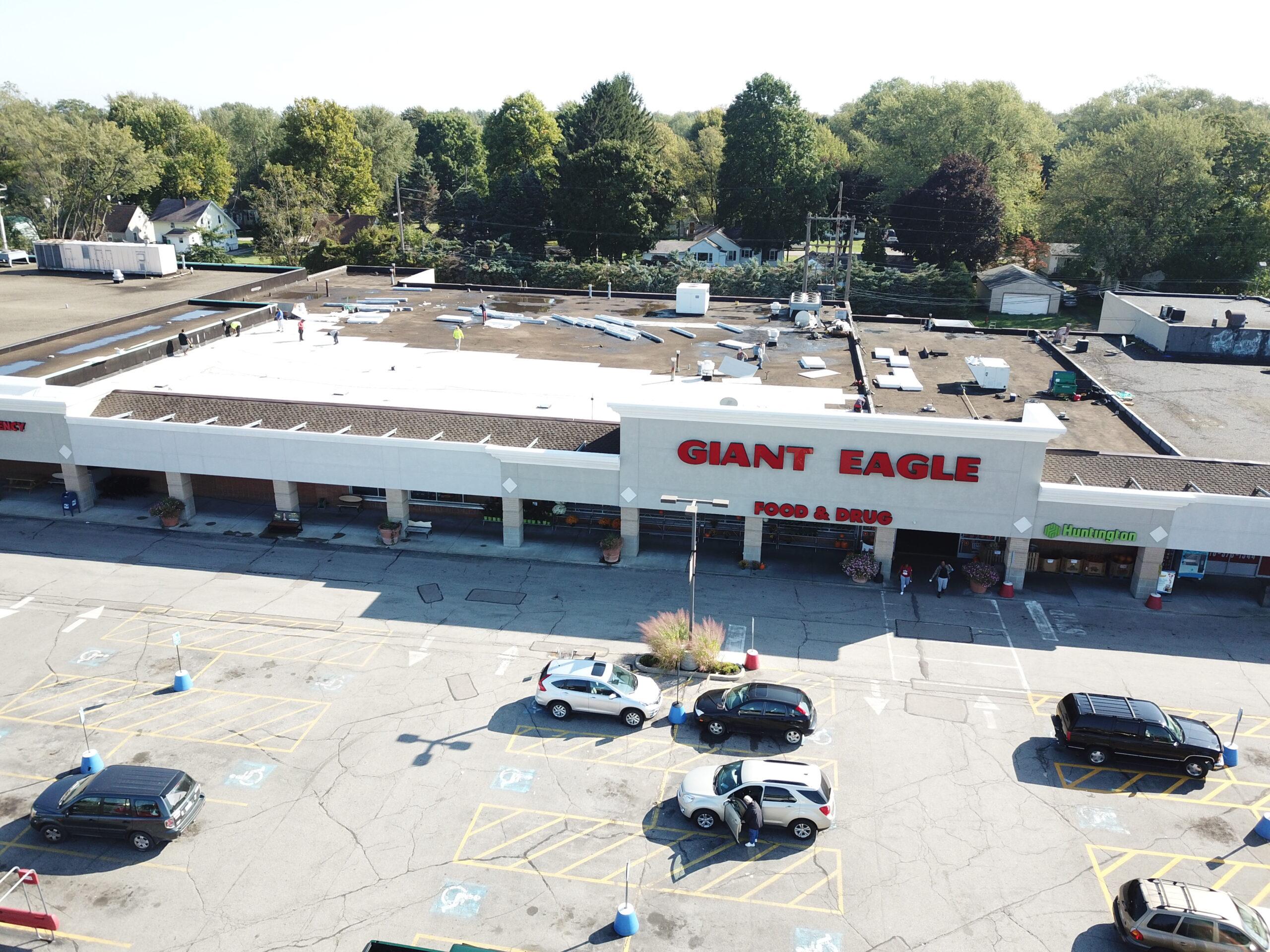 Giant Eagle 6