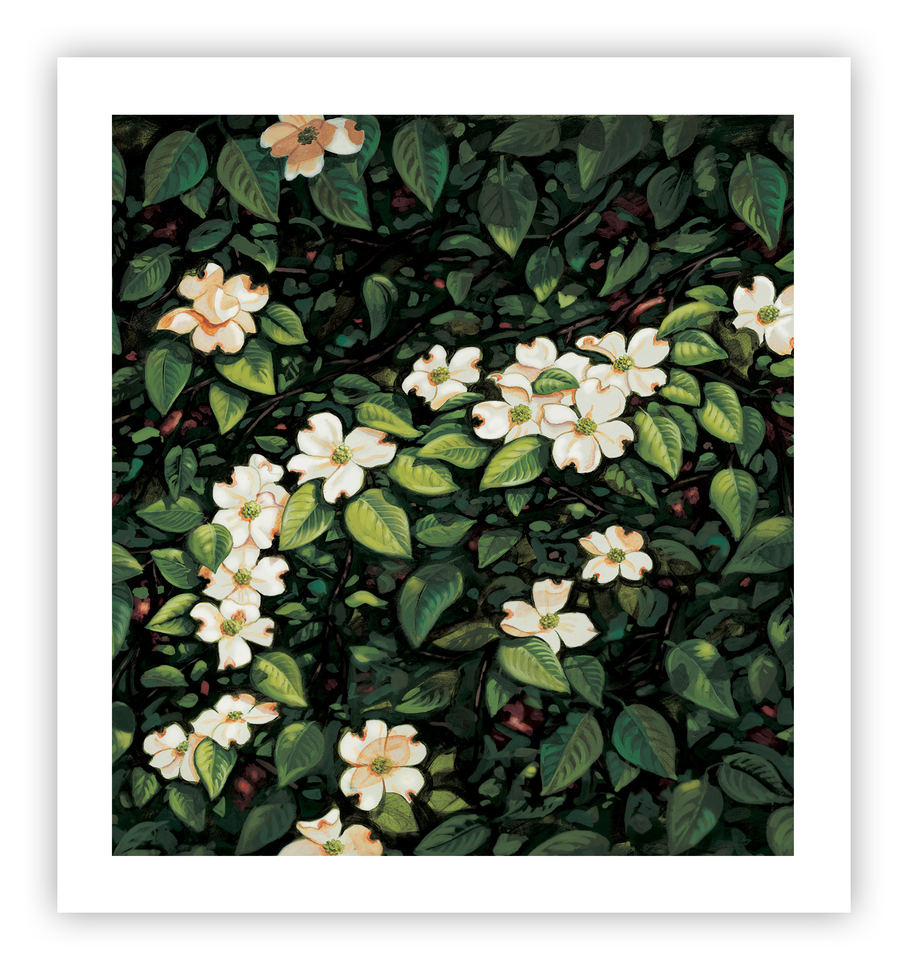 Bon-Secours-Health-System-Dogwood-Painting-portfolio