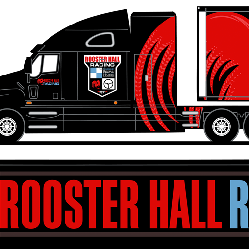 Rooster Hall Race Transporter Design featured