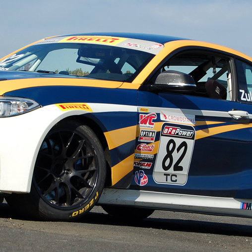 Rooster Hall Racing Race Car Livery featured