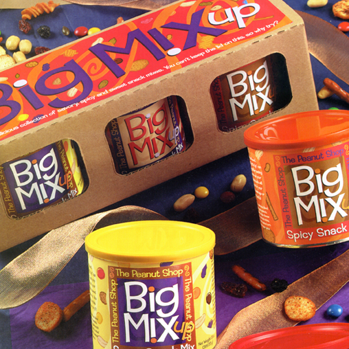 Williamsburg Foods Big Mix Up Collection featured