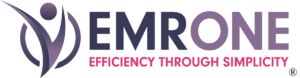 EMR ONE Logo - Corporate