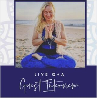 🙏 Questions on yoga psychology, stress habit, or meditation? 🙏  Questions on wisemind soul warrior yoga program? 🙏  Jennie wise Founder offering guest interview PLUS  🙏  LIVE Q + A Tuesday, Oct 26th @ 12 EST🙏  🙏  CLICK HERE to join us LIVE on Tuesday  https://streamyard.com/z894y6bm57  🙏  See FaceBook Event