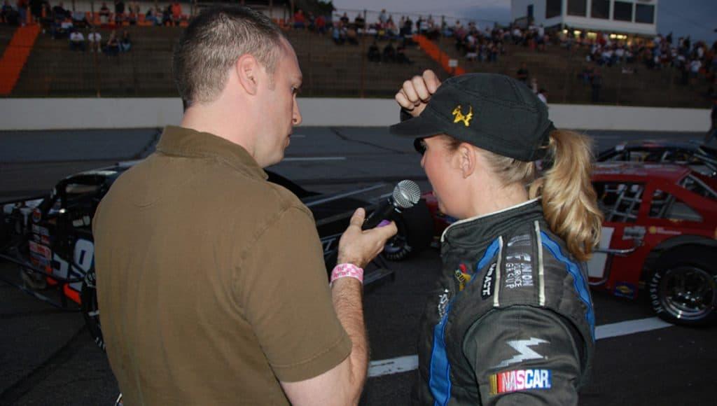 Driver Interview Renee Dupuis