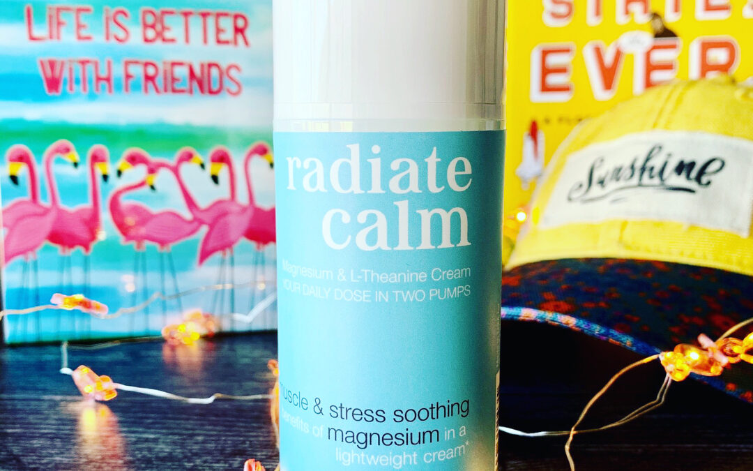 Radiating Positivity in July's Box
