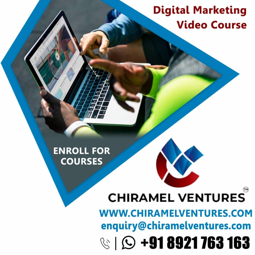 Digital Marketing Video Courses