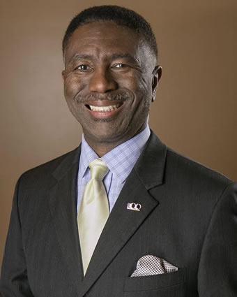 Image - Charles Griggs, Chapter President