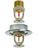 Pendent and Recessed Pendent Sprinklers