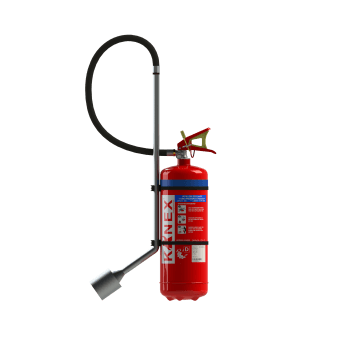 D TYPE METAL FIRE PORTABLE & TROLLEY MOUNTED