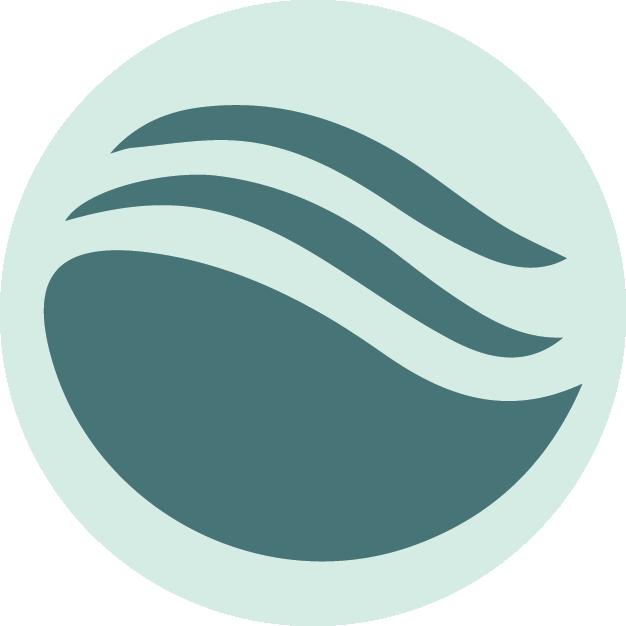 Rock Solid Wave Icon